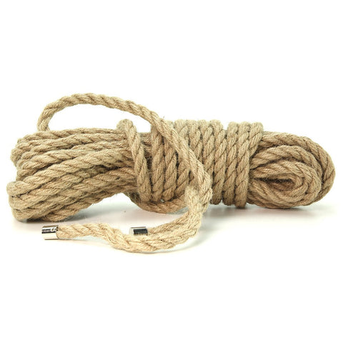 100% Natural Hemp Bondage Rope in 32ft/10M