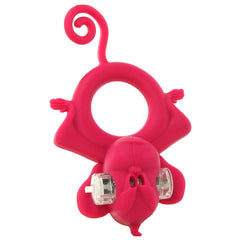 Beasty Toys Mad Monkey Vibrating Cock Ring