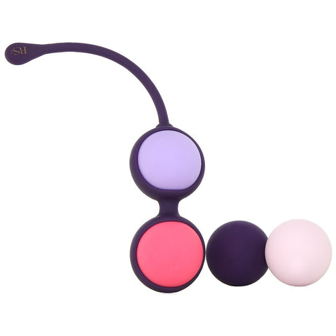 Rianne S Essentials Pussy Playballs in Pink/Purple
