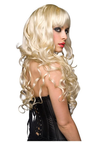 Missy Wig in Platinum Blonde