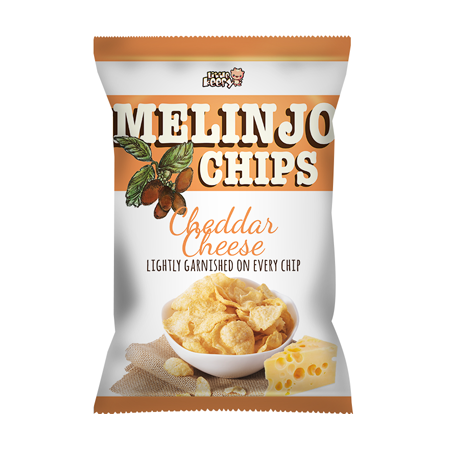Melinjo Chips (Cheddar Cheese)