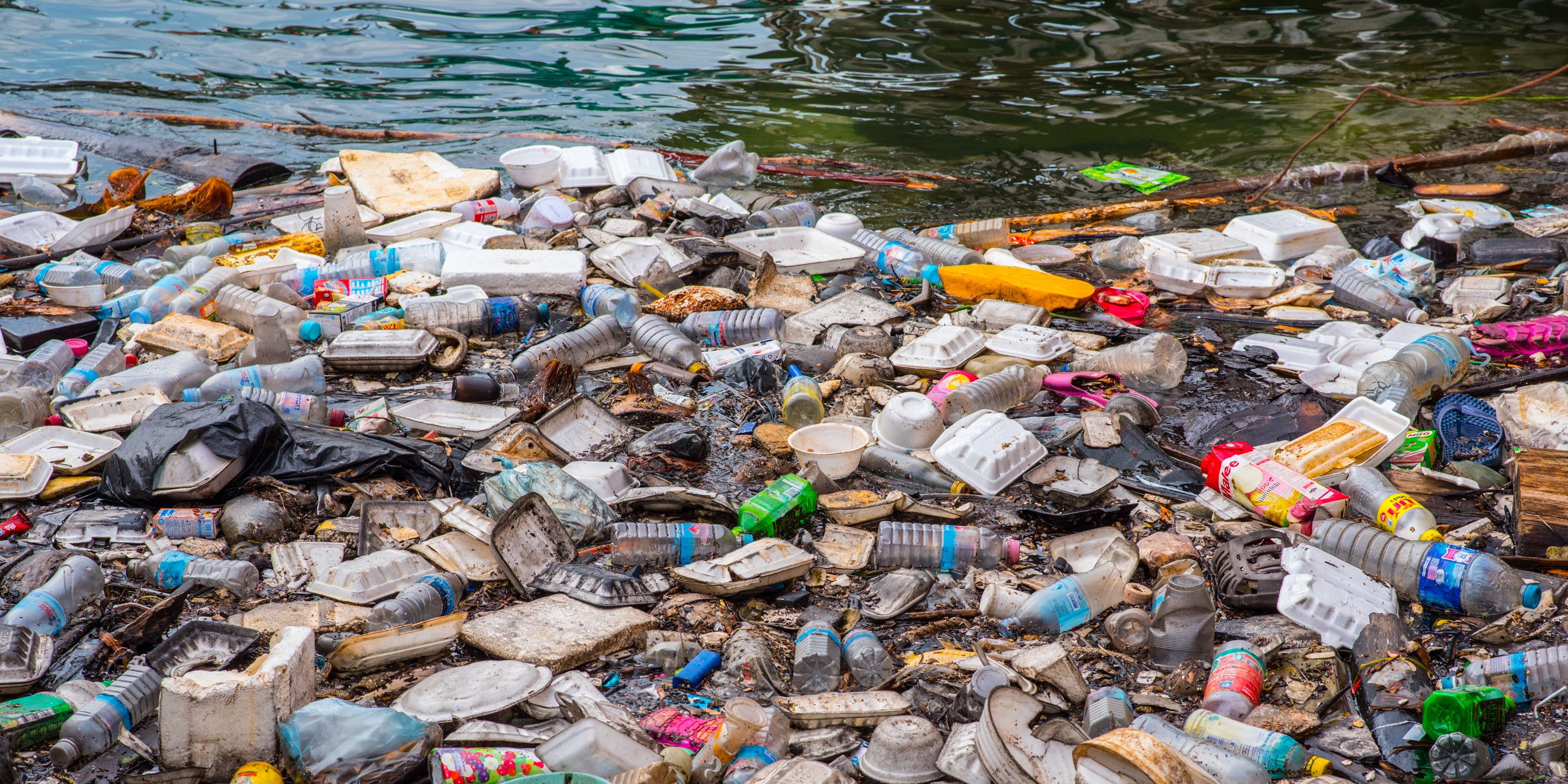 The plastic pollution crisis is undeniable | Big companies looking to reduce their use of plastic