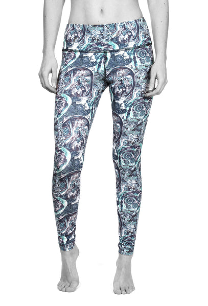 surf leggings yoga leggings recycled plastic