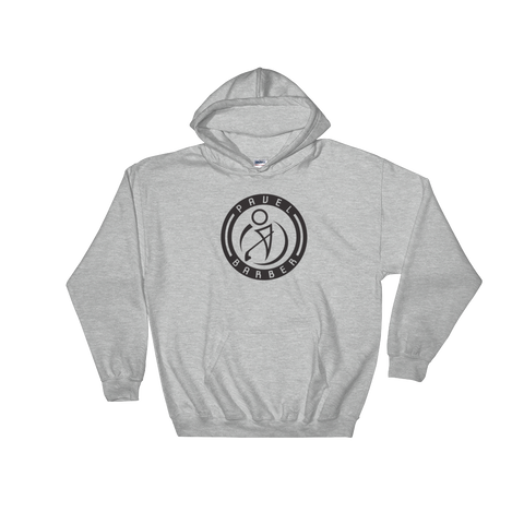 PB Logo Hooded Sweatshirt (Gray)