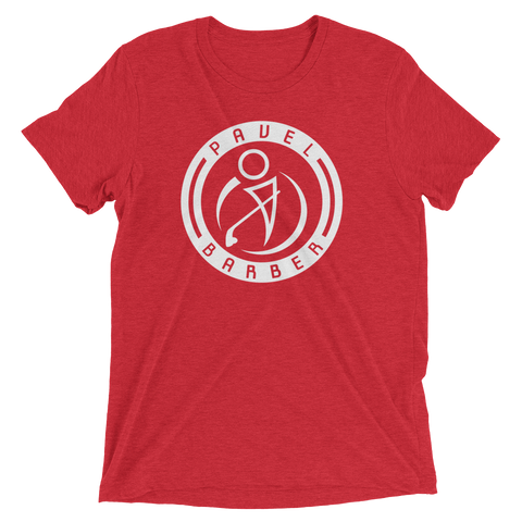 PB Logo T (Red/White)