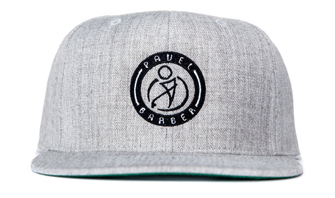 PB Logo Hat (Heather Gray)