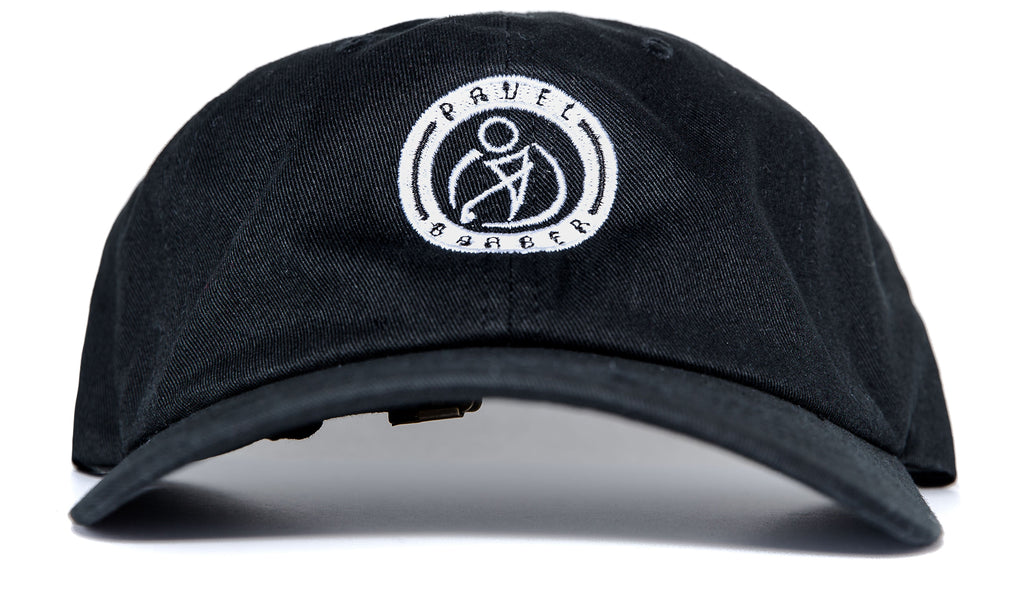 PB Logo Dad Hat (Black)