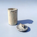 SPYRIDON SPICY white, raku fired
