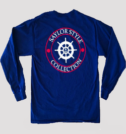Nautical Ring Long Sleeve