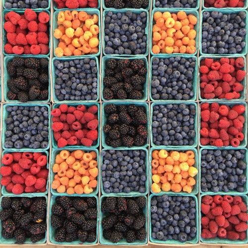 Berries and Blood Sugar