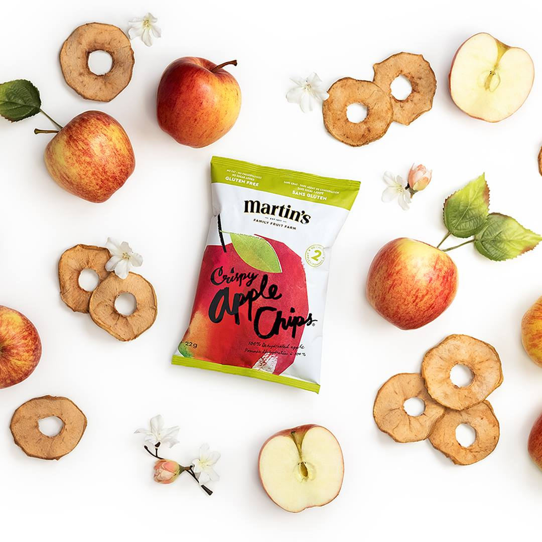 Martin's Apple Chips (and why we love them)