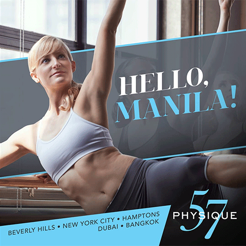 Workout 'Til You Drop with Physique57