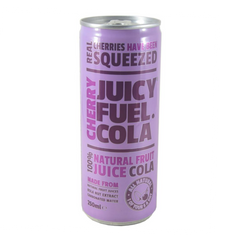 JUICY FUEL | cherry cola