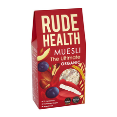 RUDE HEALTH | the ultimate muesli