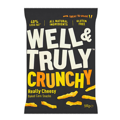 WELL & TRULY | crunchy cheese sticks