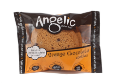 ANGELIC BISCUITS | orange chocolate cookies