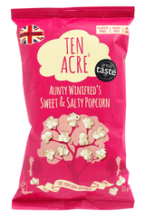 TEN ACRE | sweet & salty popcorn