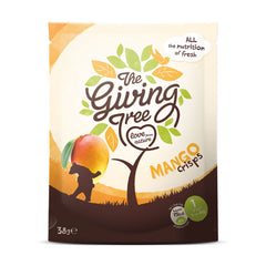 THE GIVING TREE | freeze dried mango crisps