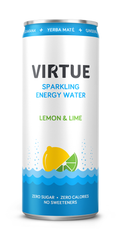 VIRTUE | lemon lime sparkling energy water