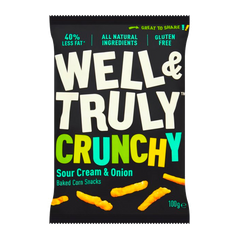 WELL & TRULY | sour cream & onion sticks