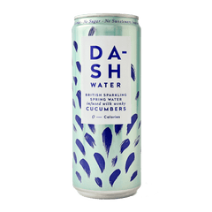 DASH WATER | cucumber sparkling water (0 kcal• V)