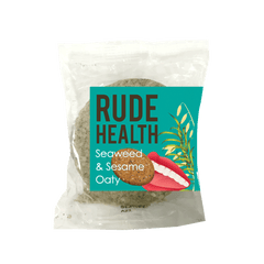 RUDE HEALTH | sesame seaweed oaty sample pack (V)