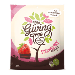 THE GIVING TREE | freeze dried strawberries (GF • V)
