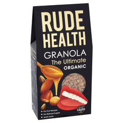 Rude Health - the ultimate granola