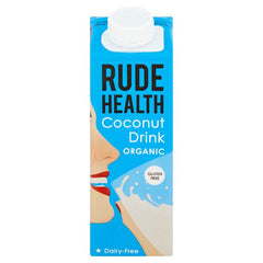 RUDE HEALTH | mini coconut drink