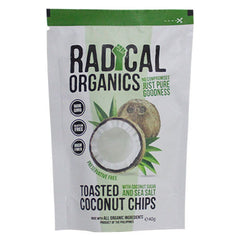 Radical Organics - original coconut chips