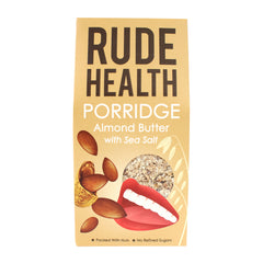 RUDE HEALTH | almond butter porridge sample pack