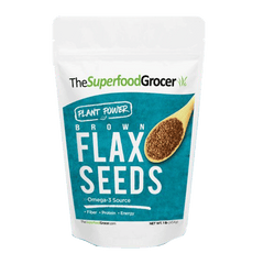 SUPERFOOD GROCER | flax seeds