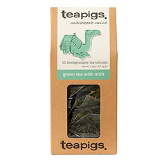 Teapigs - green tea with mint