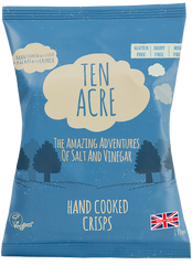 TEN ACRE | salt & vinegar crisps