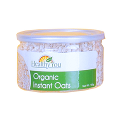 HEALTHY YOU | organic granulated instant oats