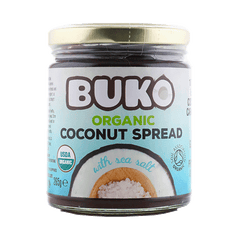 BUKO | coconut spread with sea salt