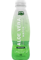 SIMPLEE ALOE | aloe vera water with pulp
