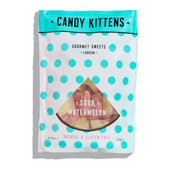 CANDY KITTENS | sour watermelon gummies