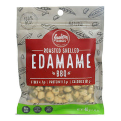 FOUNDING FARMERS | all-natural BBQ roasted edamame