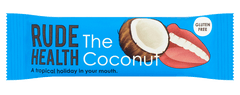 RUDE HEALTH | coconut bar