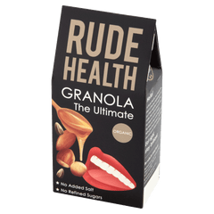 RUDE HEALTH | the ultimate granola