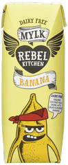 REBEL KITCHEN | choco banana split coconut mylk
