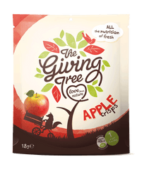 THE GIVING TREE | freeze-dried apple crisps