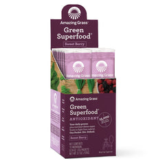 AMAZING GRASS | green superfood antioxidant sachet (GF • V)