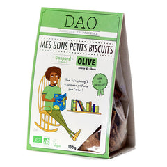 Dao olive crackers