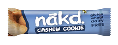 NAKD | cashew cookie bar (GF • V)