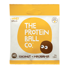 PROTEIN BALL CO | coconut & macadamia protein ball