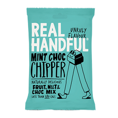 REAL HANDFUL | mint choc chipper (GF • V)