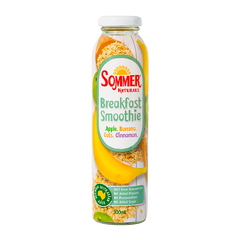 SOMMER NATURALS | breakfast smoothie (V)
