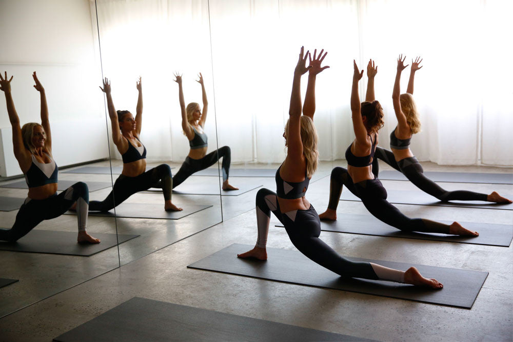 Pilates, Barre, Plana, or Yoga, Oh My!